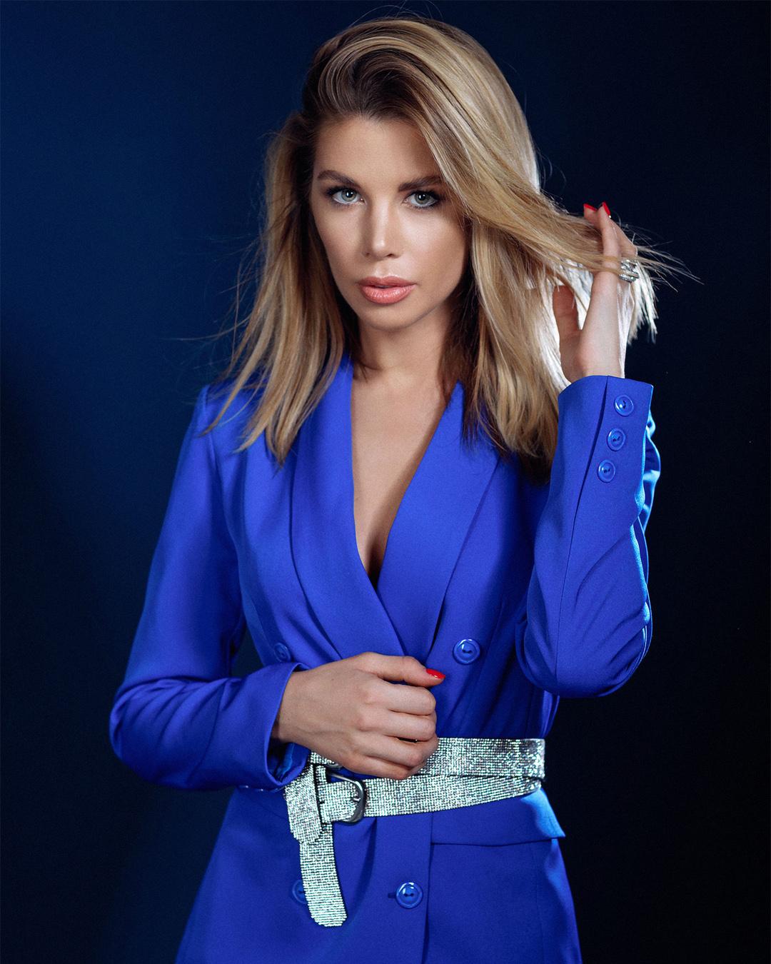 Анастасия Оделс стилист