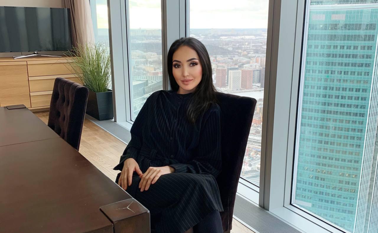 Радмила Балахова бизнес леди